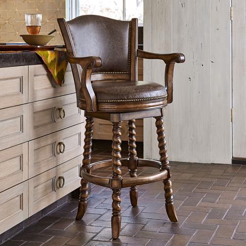 Bar and stools rustic elegance for Rustic elegance furniture