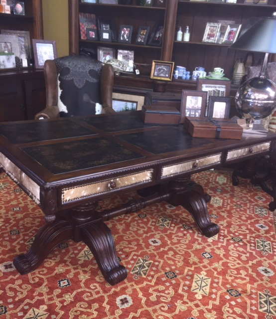 Office Rustic Elegance
